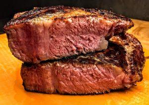 hoe biefstuk kruiden